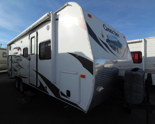 Exterior : 2013-OUTDOORS RV-23BHS