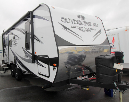 Exterior : 2020-OUTDOORS RV-20SK