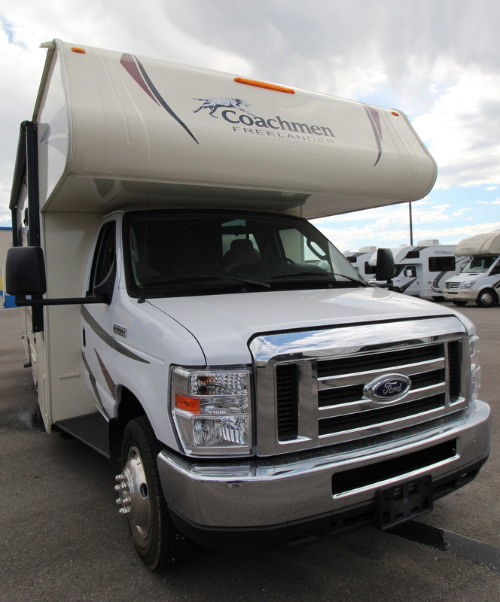 Exterior : 2018-COACHMEN-21 QB FORD E350