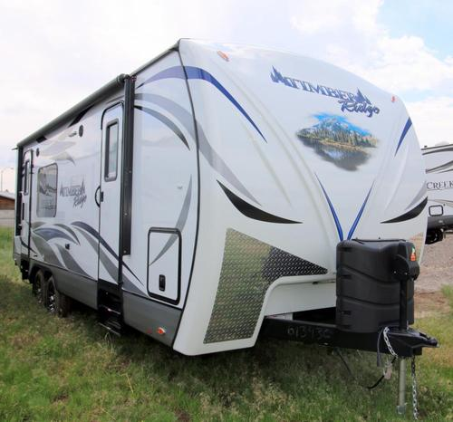 2016 OUTDOORS RV TIMBER RIDGE