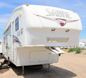 Used 2007 Forest River Sabre F29RKS Fifth Wheel For Sale