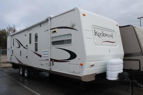 Used 2006 Forest River Rockwood 8293SS Travel Trailer For Sale
