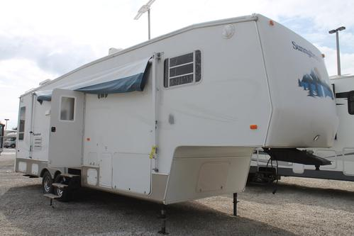 Used 2004 Sunnybrook Sunnybrook 31BW-FS Fifth Wheel For Sale