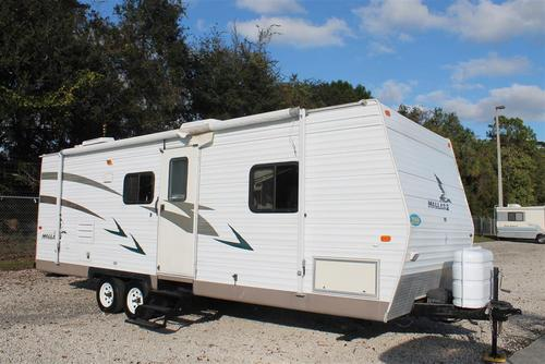 Used 2006 Fleetwood Mallard 270FQS Travel Trailer For Sale