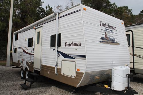Used 2007 Dutchmen Classic 26B-DSL Travel Trailer For Sale