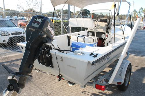 2011 ALL CRAFT MARINE STUMPNOCKER