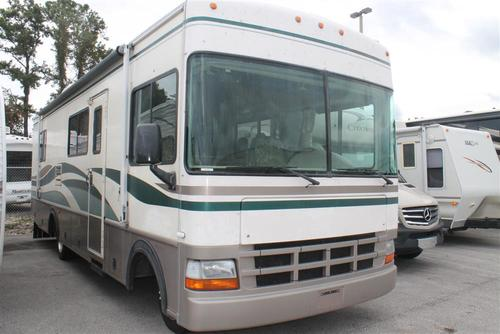 Used 1999 Fleetwood Flair 30H Class A - Gas For Sale