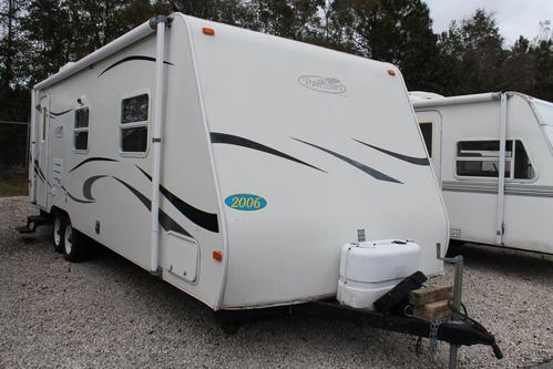 Used 2006 R-Vision Trail Sport 25S Travel Trailer For Sale