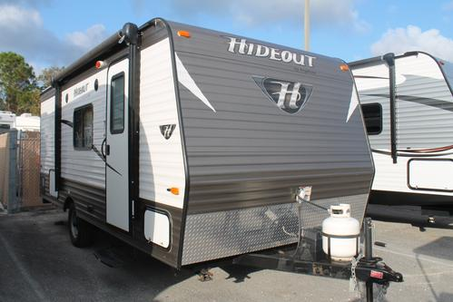 Used 2015 Keystone Hideout 185LHS Travel Trailer For Sale