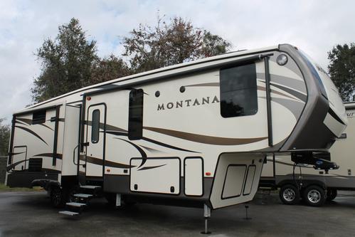 2016 Keystone Montana