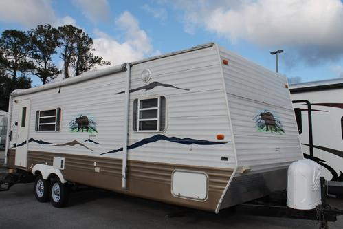 Used 2007 Gulfstream Innsbrook 25RKS Travel Trailer For Sale