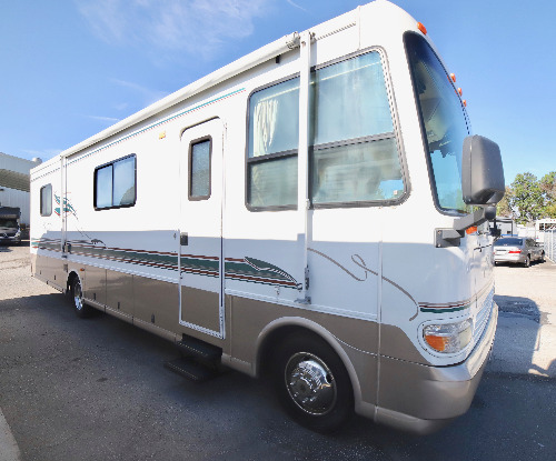 RV : 1999-COACHMEN-310 MB-FORD