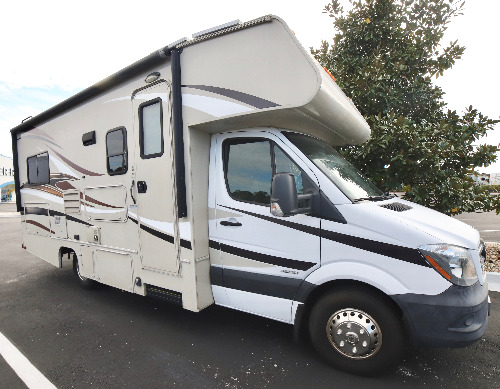 RV : 2015-COACHMEN-2150LE