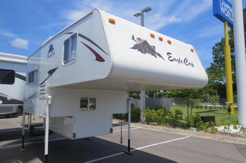 Used 2011 EAGLE CAP Eagle Cap 85WS EXT CAB Truck Camper For Sale