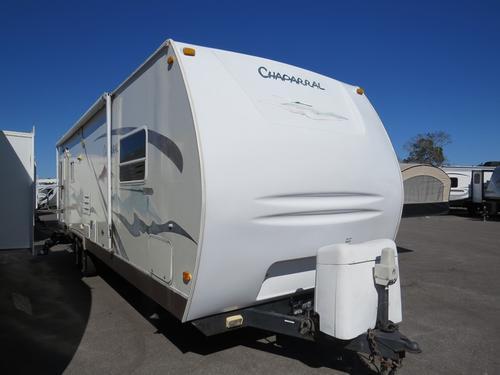 Used 2005 Coachmen Chaparral 275RLS Travel Trailer For Sale