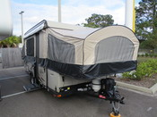 Used 2016 Coachmen Clipper 1285SST Pop Up For Sale