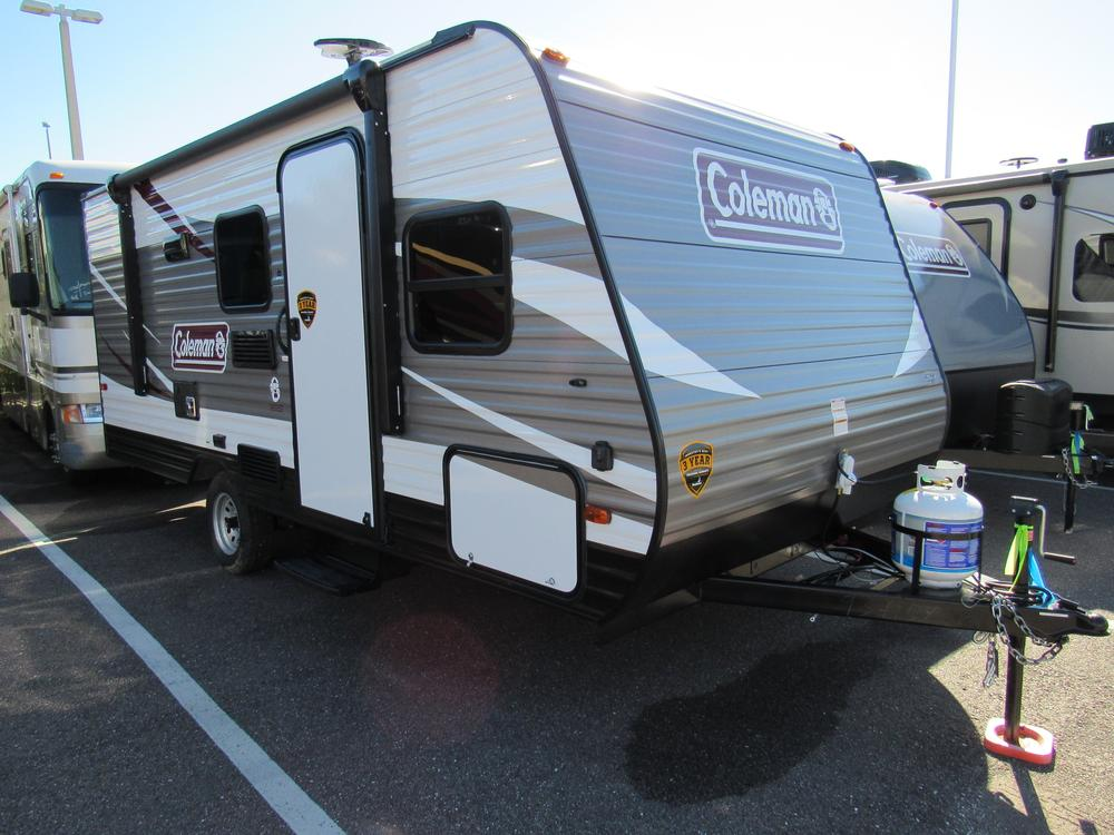 Coleman trailers for sale in fl for Coleman s fish market