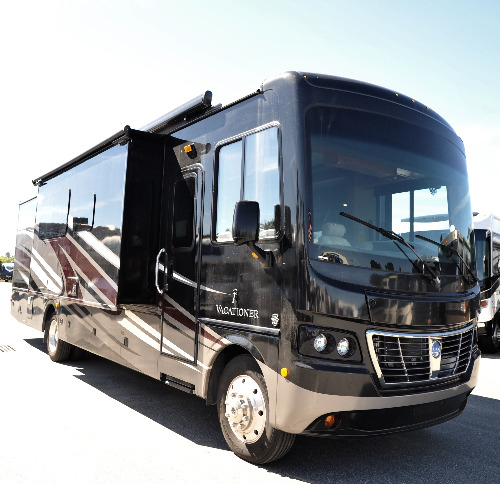 Exterior : 2017-HOLIDAY RAMBLER-36X