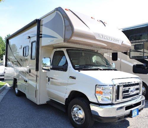 Winnebago Minnie Winnie RVs for Sale - Camping World RV Sales