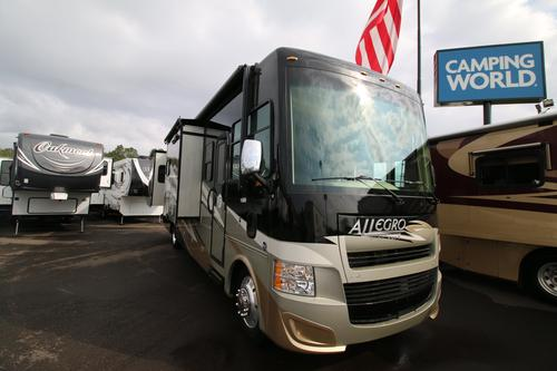 Used 2013 Tiffin Allegro 34TGA Class A - Gas For Sale