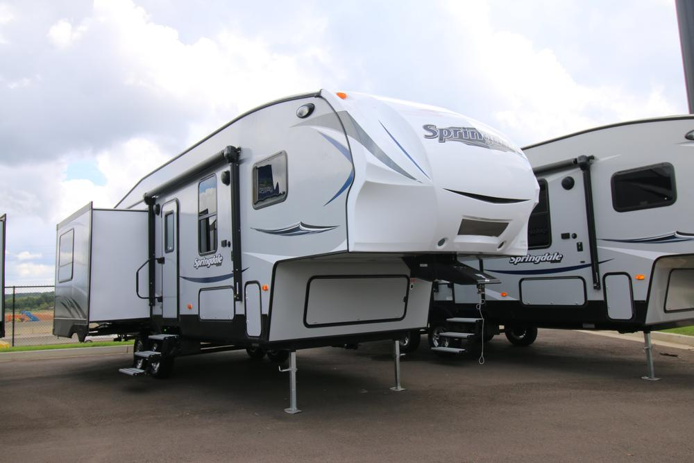 Perfect 2017 Keystone Springdale 278fwrl  Camping World Of Jackson  1304436