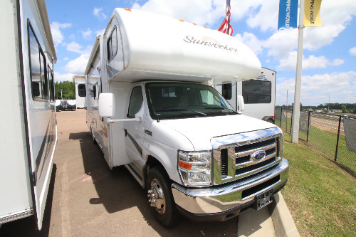 Exterior : 2014-FOREST RIVER-3010DS