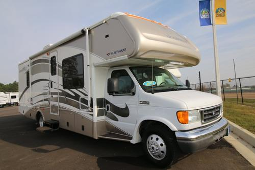 Used 2007 Fleetwood Jamboree GT 30U Class C For Sale