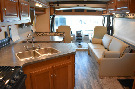 Living Room : 2018-WINNEBAGO-31BE