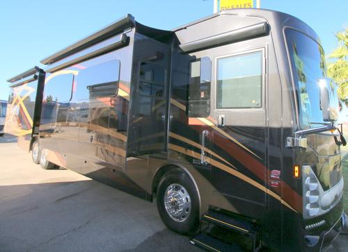 New 2016 THOR MOTOR COACH Tuscany 42GX Class A - Diesel For Sale