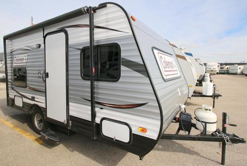 Used 2016 Coleman Coleman CTS15BH Travel Trailer For Sale
