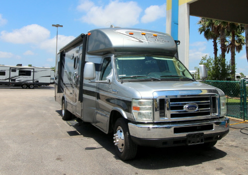 Exterior : 2010-PHOENIX CRUISER-2900 DOUBLE SLIDE
