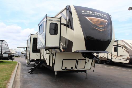 Forest River Sierra 379flok Rvs For Sale Camping World