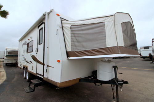 Exterior : 2012-FOREST RIVER-23SS