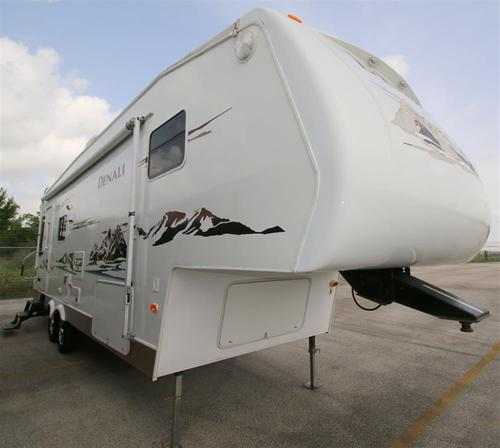 Used 2008 Dutchmen Denali 28RLBS Fifth Wheel For Sale