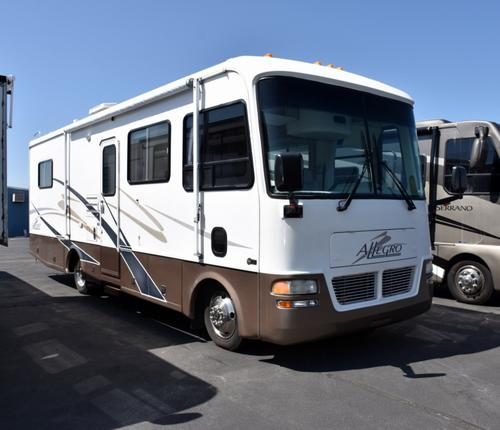 Used 2003 Tiffin Allegro M290A Class A - Gas For Sale