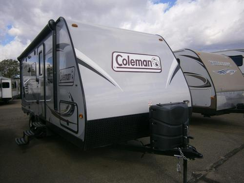 Used 2014 Dutchmen Coleman 194QB Travel Trailer For Sale