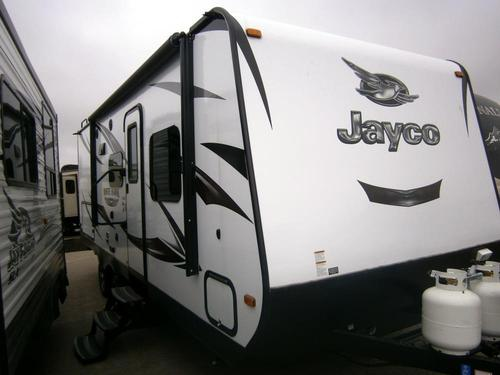 New 2016 Jayco WHITE HAWK 23MRB Travel Trailer For Sale