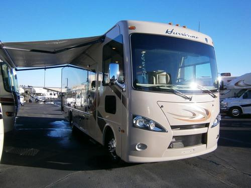 New 2016 THOR MOTOR COACH Hurricane 31S Class A - Gas For Sale