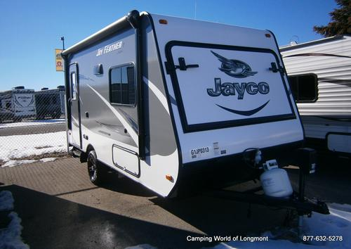 New 2016 Jayco Jay Feather 16XRB Hybrid Travel Trailer For Sale