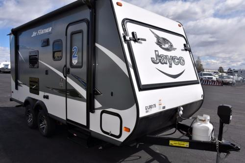New 2016 Jayco Jay Feather 17XFD Hybrid Travel Trailer For Sale