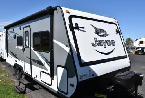 New 2016 Jayco Jay Feather X23F Hybrid Travel Trailer For Sale