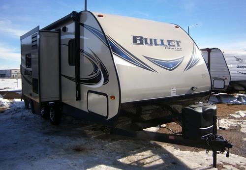 New 2016 Keystone Bullet 220RBI Travel Trailer For Sale