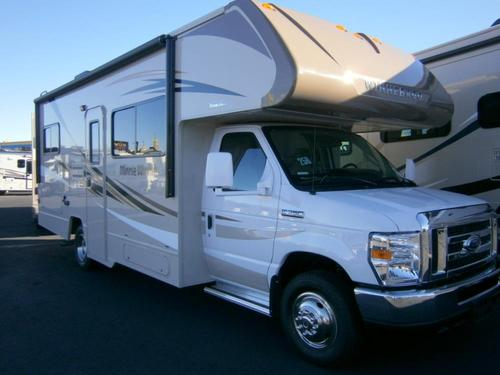 New 2016 Winnebago Minnie 25B Class C For Sale
