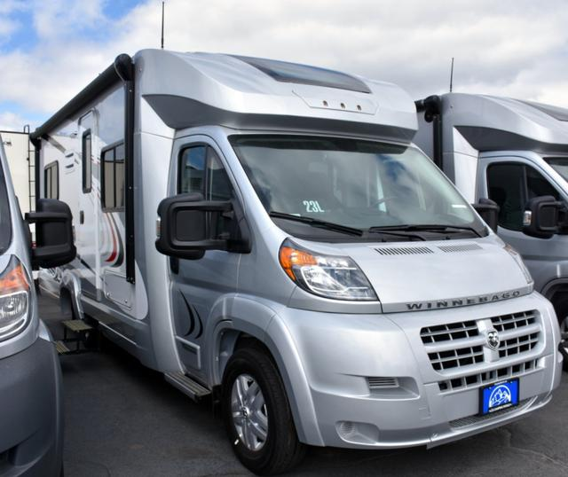 Buy a New Winnebago TREND in Longmont, CO.