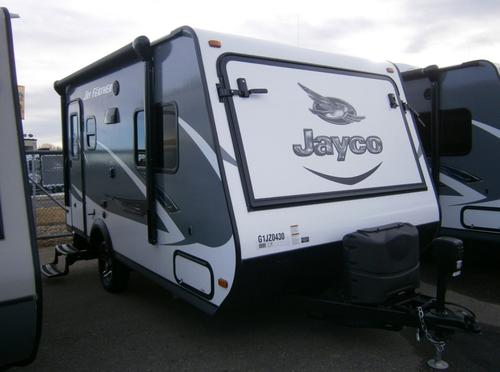 New 2016 Jayco Jay Feather X17Z Hybrid Travel Trailer For Sale