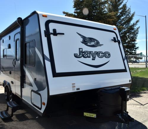 New 2016 Jayco Jay Feather X23B Hybrid Travel Trailer For Sale