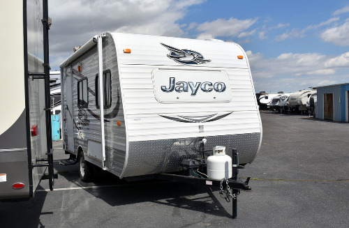 Exterior : 2015-JAYCO-145RB