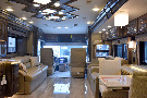 Living Room : 2019-ENTEGRA COACH-44F