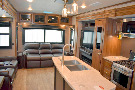 Living Room : 2019-JAYCO-330RSTS