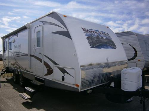 Used 2013 Heartland North Trail 26LRSS Travel Trailer For Sale